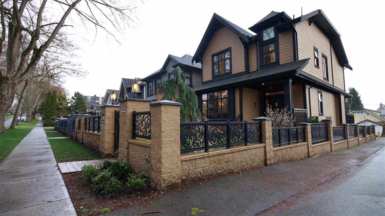 Photo 19: 3288 W 38TH AVENUE in Vancouver: Kerrisdale House for sale (Vancouver West)  : MLS® # R2037635