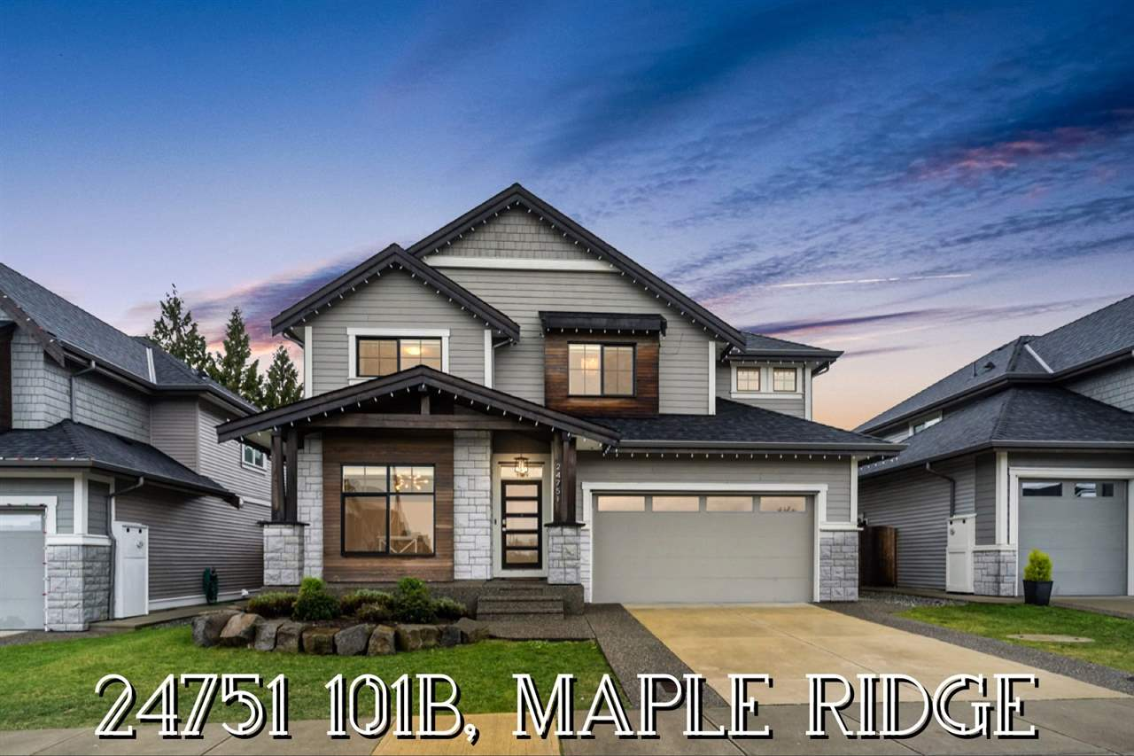 FEATURED LISTING: 24751 101B Avenue Maple Ridge