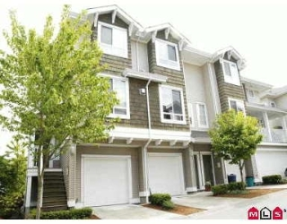 Main Photo: 18 15030 58TH AV in Surrey: Sullivan Station Townhouse for sale : MLS® # F2609911