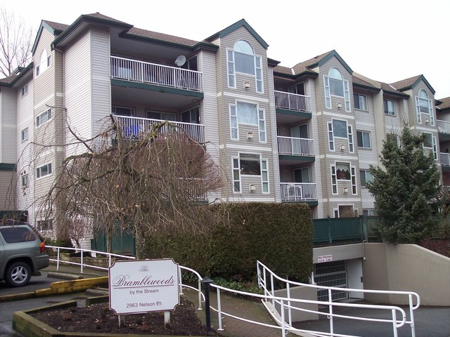 "Photo 1: Photos: 207 2963 NELSON Place in Abbotsford: Central Abbotsford Condo for sale in ""Bramblewoods by the Stream"" : MLS® # F1302864"
