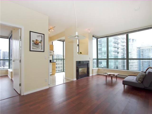 Main Photo: 2702 1239 W GEORGIA Street in Vancouver: Coal Harbour Condo for sale (Vancouver West)  : MLS(r) # V977076