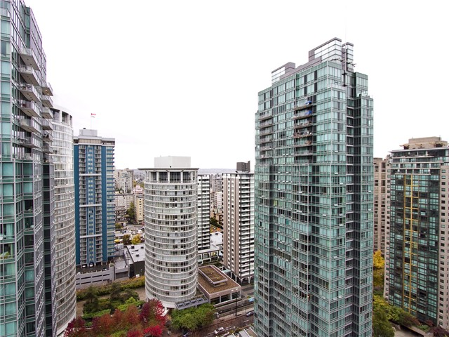 Photo 9: 2702 1239 W GEORGIA Street in Vancouver: Coal Harbour Condo for sale (Vancouver West)  : MLS(r) # V977076