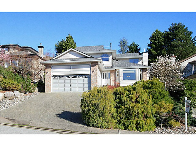 Main Photo: 2547 FUCHSIA PL in Coquitlam: Summitt View House for sale : MLS®# V1055858