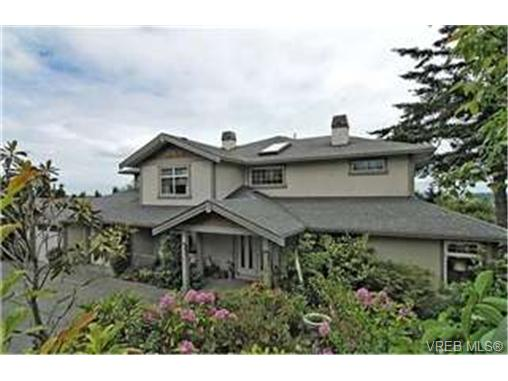 Main Photo: 6665 Tamany Drive in VICTORIA: CS Tanner Single Family Detached for sale (Central Saanich)  : MLS®# 231830