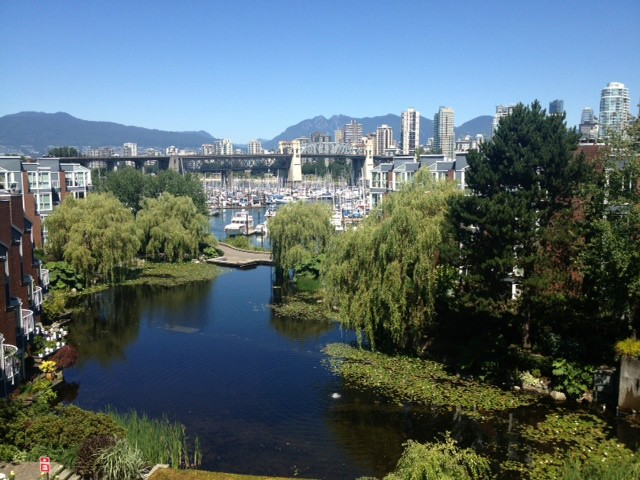Photo 13: # 424 1515 W 2ND AV in Vancouver: False Creek Condo for sale (Vancouver West)  : MLS® # V1075149