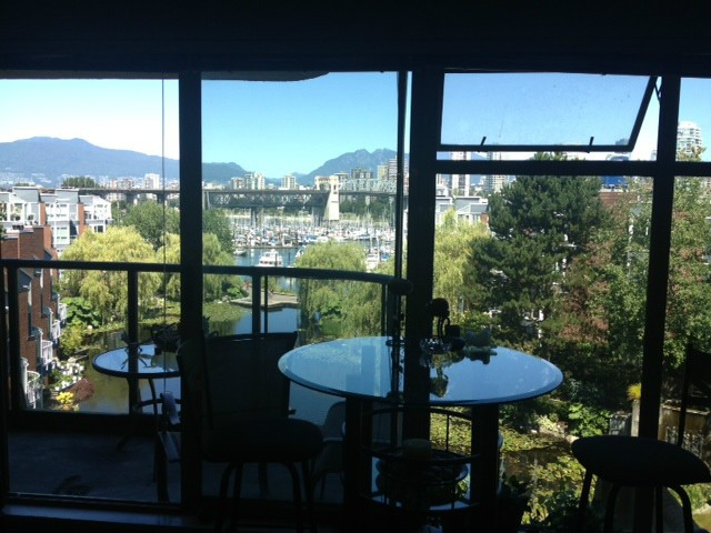 Photo 10: # 424 1515 W 2ND AV in Vancouver: False Creek Condo for sale (Vancouver West)  : MLS® # V1075149