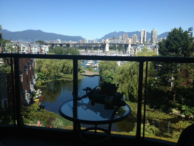 Photo 11: # 424 1515 W 2ND AV in Vancouver: False Creek Condo for sale (Vancouver West)  : MLS® # V1075149