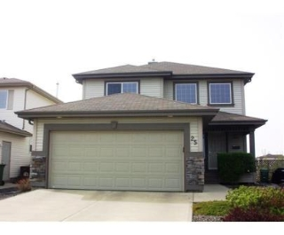 Main Photo: 25 newport Crescent in St. Albert: Single Family for sale