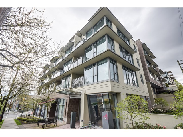 Main Photo: # 309 2520 MANITOBA ST in Vancouver: Mount Pleasant VW Condo for sale (Vancouver West)  : MLS® # V1128345