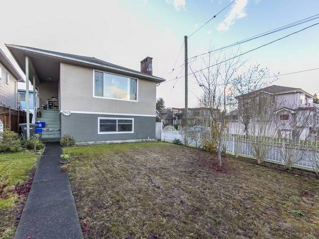 Main Photo: 7475 2ND STREET in Burnaby: East Burnaby House for sale (Burnaby East)  : MLS(r) # R2016153