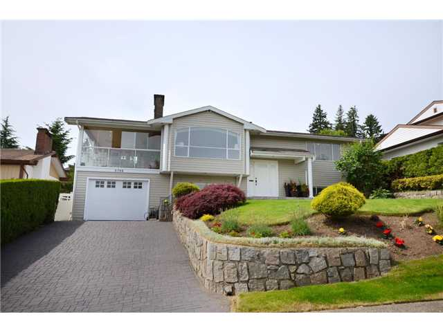 Main Photo: 2766 PILOT Drive in Coquitlam: Ranch Park House for sale : MLS® # V958455
