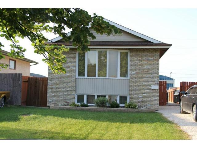 Main Photo: 175 Lynn Lake Drive in WINNIPEG: Transcona Residential for sale (North East Winnipeg)  : MLS®# 1214459