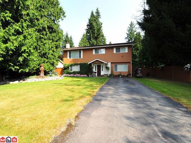 Main Photo: 19895 41ST Avenue in Langley: Brookswood Langley House for sale : MLS® # F1220589