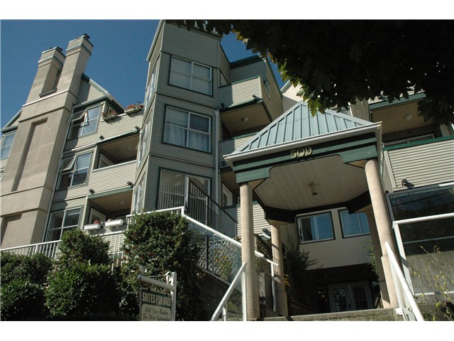 "Main Photo: 207 509 CARNARVON Street in New Westminster: Downtown NW Condo for sale in ""HILLSIDE PLACE"" : MLS® # V975560"