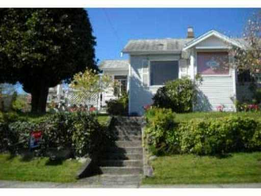 Main Photo: 1725 7TH AV in : West End NW House for sale : MLS® # V894620