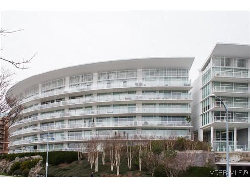 Main Photo: 508 68 Songhees Road in VICTORIA: VW Songhees Condo Apartment for sale (Victoria West)  : MLS® # 320491