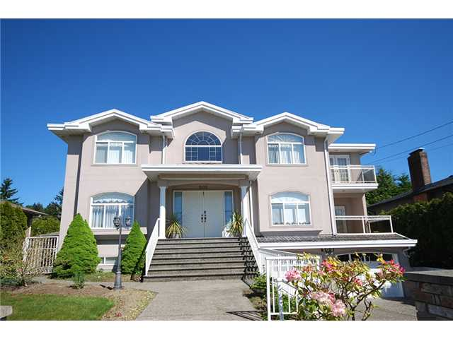 Main Photo: 508 DUTHIE Avenue in Burnaby: Simon Fraser Univer. House for sale (Burnaby North)  : MLS® # V1009200