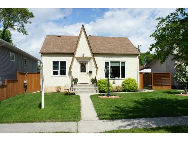 Main Photo: 65 Vivian Avenue in WINNIPEG: St Vital Residential for sale (South East Winnipeg)  : MLS® # 1312149