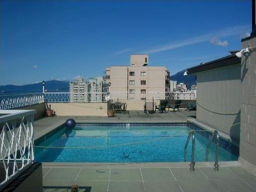 "Main Photo: # 604 1100 HARWOOD ST in Vancouver: West End VW Condo for sale in ""Martinique"" (Vancouver West)  : MLS®# V1014917"