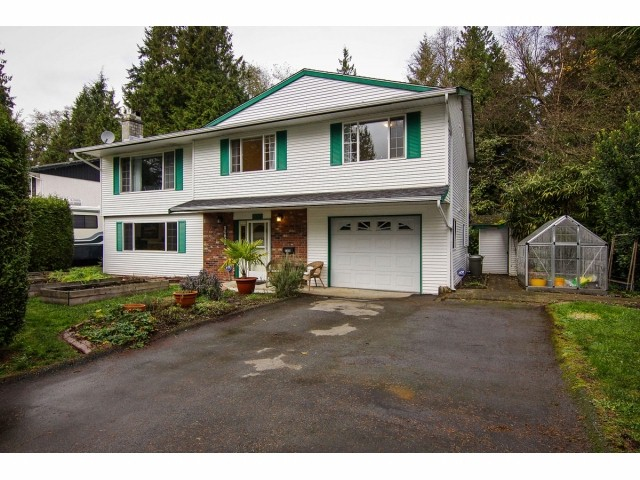 Main Photo: 19781 38A AV in Langley: Brookswood Langley House for sale : MLS® # F1401985