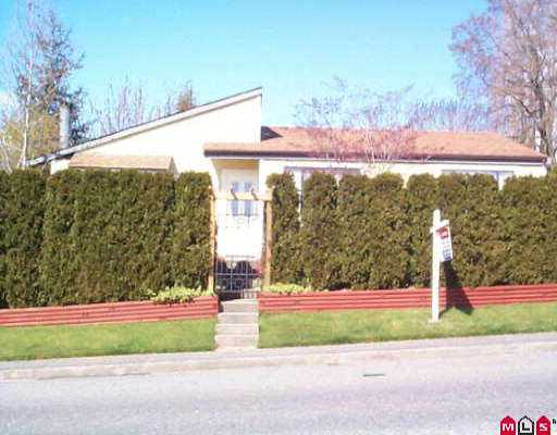 Main Photo: 19907 53RD AV in Langley: Langley City House for sale : MLS® # F2506491