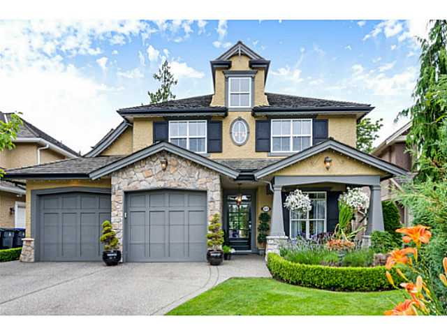 "Main Photo: 3879 154TH Street in Surrey: Morgan Creek House for sale in ""IRONWOOD"" (South Surrey White Rock)  : MLS(r) # F1416726"