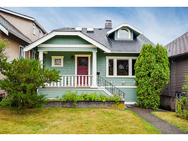 Main Photo: 3657 W23rd Ave in Vancouver: Dunbar House for sale (Vancouver West)  : MLS®# V1083692