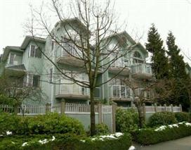 Main Photo: 110 633 W 16 Avenue in Vancouver: Fairview VW Condo for sale (Vancouver West)  : MLS® # V642495