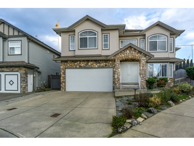 Main Photo: 30598 GARNET PLACE in Abbotsford: Abbotsford West House for sale : MLS® # R2041477