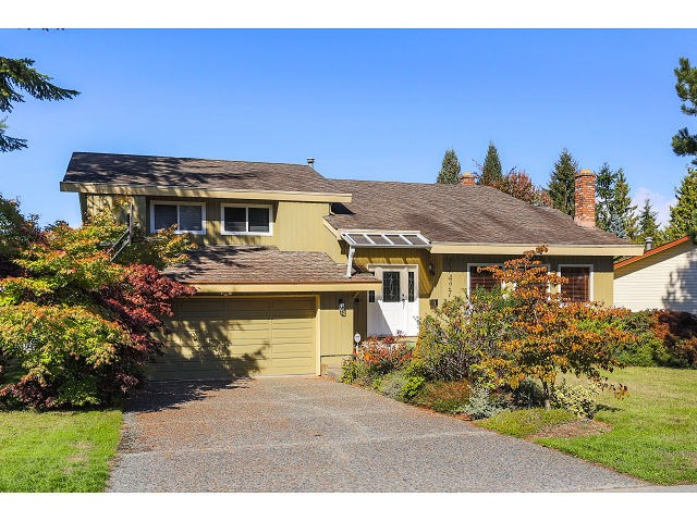Main Photo: 11427 NE Somerset Crescent in Delta: Sunshine Hills Woods House for sale (N. Delta)  : MLS® # R2003881
