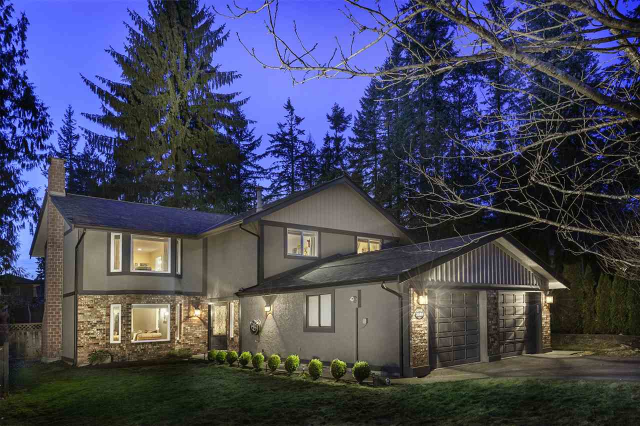 Main Photo: 3545 ROBINSON ROAD in North Vancouver: Lynn Valley House for sale : MLS®# R2136847