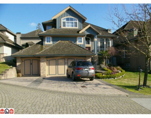 Main Photo: 15289 SEQUOIA DR in : Fleetwood Tynehead House for sale : MLS® # F1003627
