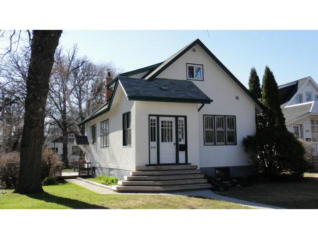 Main Photo: 218 Linwood Street in WINNIPEG: St James Residential for sale (West Winnipeg)  : MLS(r) # 1308685