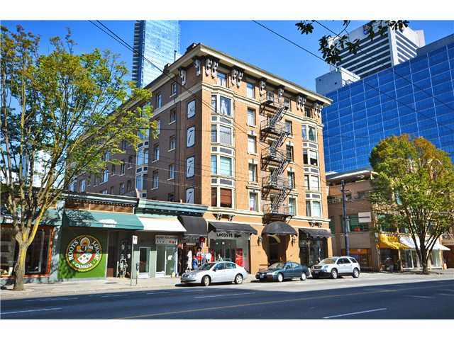 Main Photo: # 48 777 BURRARD ST in Vancouver: West End VW Condo for sale (Vancouver West)  : MLS® # V1020130