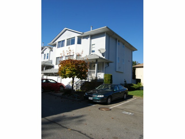 Main Photo: # 30 3087 IMMEL ST in Abbotsford: Central Abbotsford Condo for sale : MLS® # F1323341