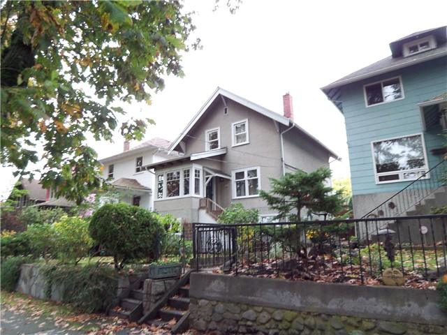 Main Photo: 2245 East 7th Avenue in Vancouver: Grandview VE House for sale (Vancouver East)  : MLS(r) # V856317