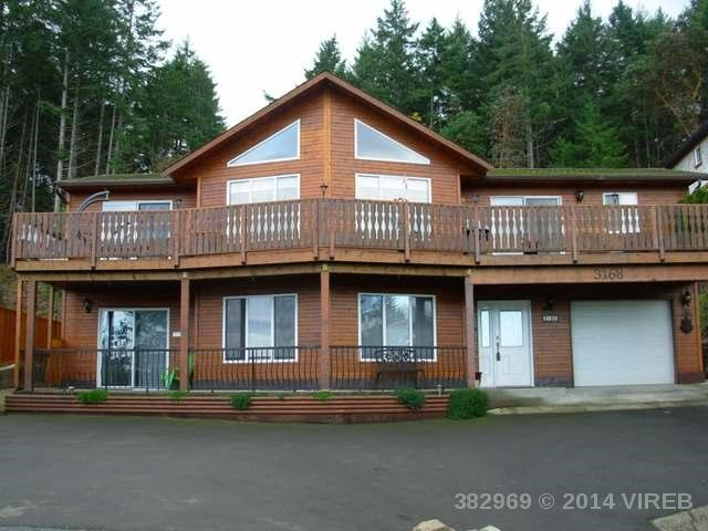 Main Photo:  in Nanoose Bay: Z5 Nanoose House for sale (Zone 5 - Parksville/Qualicum)  : MLS® # 383969