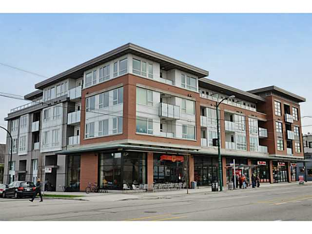 Main Photo: # 302 202 E 24TH AV in Vancouver: Main Condo for sale (Vancouver East)  : MLS®# V1111289