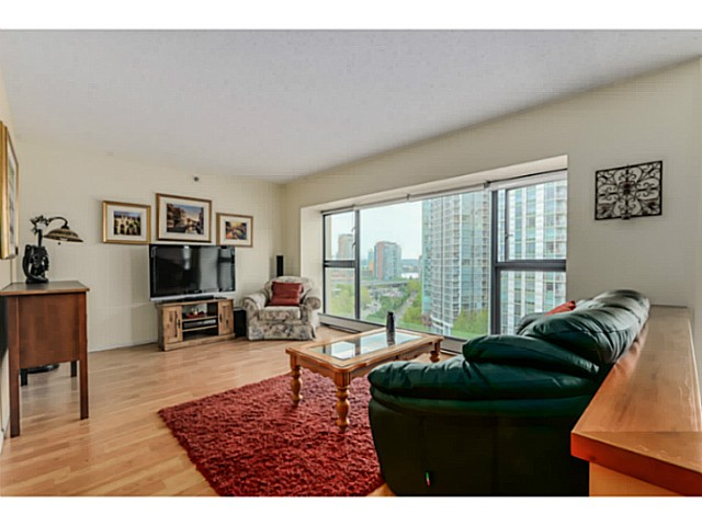 Main Photo: # 1203 238 ALVIN NAROD ME in Vancouver: Yaletown Condo for sale (Vancouver West)  : MLS® # V1122402