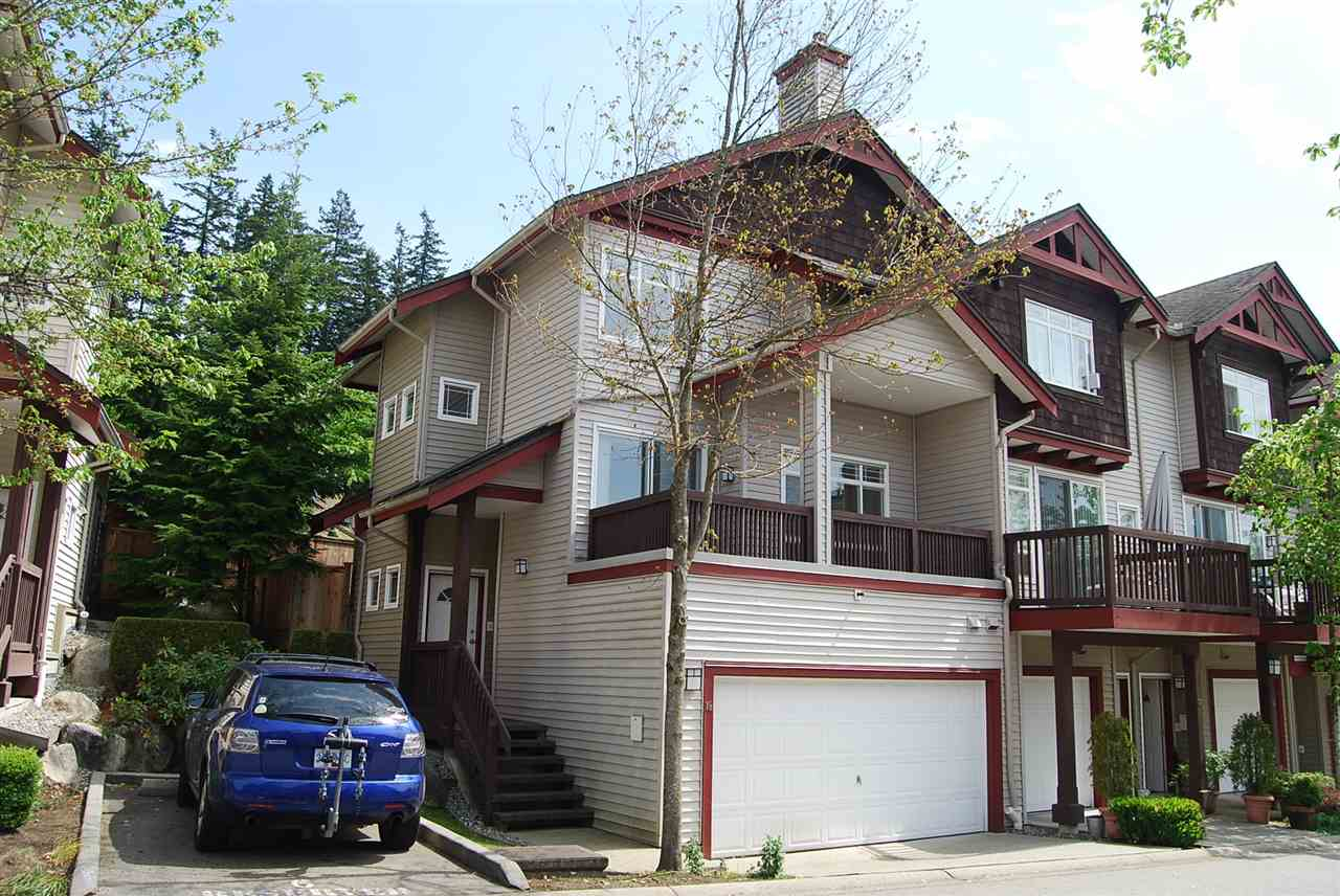 Photo 2: 18 15 FOREST PARK WAY in Port Moody: Heritage Woods PM Townhouse for sale : MLS® # R2065460