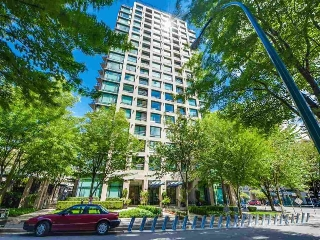 Main Photo: 605 1003 BURNABY STREET in Vancouver: West End VW Condo for sale (Vancouver West)  : MLS® # R2100028