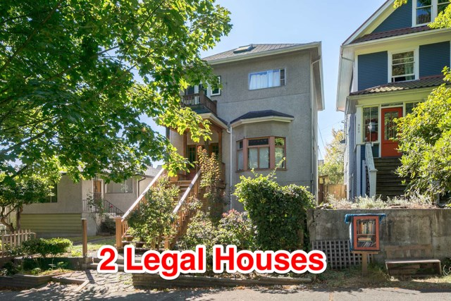Photo 1: 936 E 17TH AVENUE in Vancouver: Fraser VE House for sale (Vancouver East)  : MLS(r) # R2130659