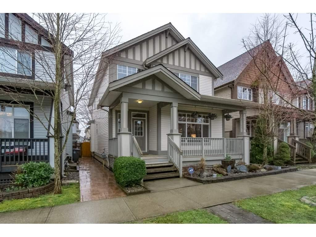 Photo 1: Photos: 19232 68A AVENUE in Surrey: Clayton House for sale (Cloverdale)  : MLS® # R2151170