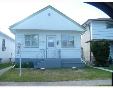 Main Photo: 424 SEYMOUR ST in WINNIPEG: Residential for sale (Canada)  : MLS® # 2911663