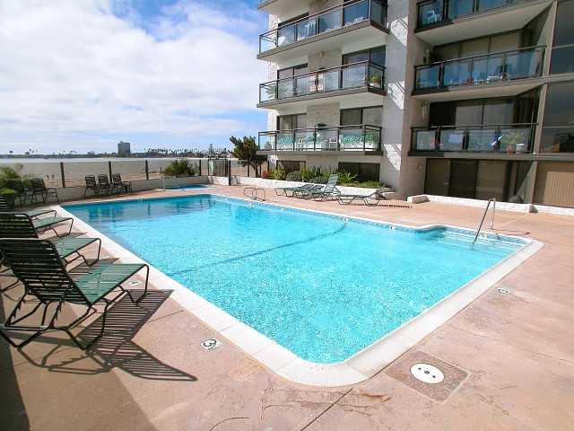 Photo 15: PACIFIC BEACH Home for sale or rent : 2 bedrooms : 3916 RIVIERA #406 in San Diego