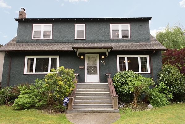 Main Photo: 4596 W 8TH Avenue in Vancouver: Point Grey House for sale (Vancouver West)  : MLS(r) # V1009599