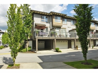 "Main Photo: 43 18777 68A Avenue in Surrey: Clayton Townhouse for sale in ""Compass"" (Cloverdale)  : MLS® # F1314540"