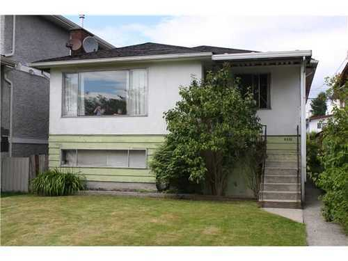 FEATURED LISTING: 4335 GEORGIA Street Burnaby North