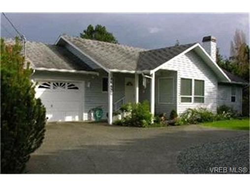 Main Photo: 4557 Elk Lake Drive in VICTORIA: SW Royal Oak Single Family Detached for sale (Saanich West)  : MLS®# 199314