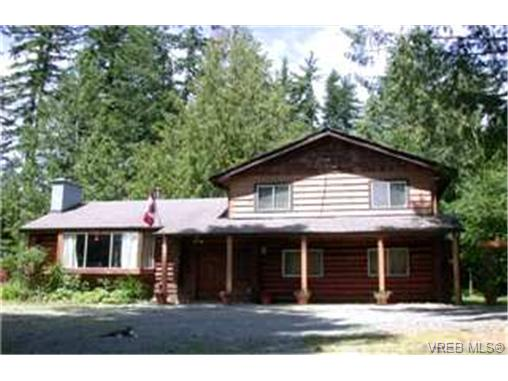 Main Photo: 3287 Otter Point Road in SOOKE: Sk Otter Point Single Family Detached for sale (Sooke)  : MLS® # 203465